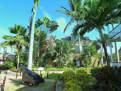 Antigua - Nelson's Dockyard - Parks