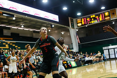 USF Women's Basketball vs Pepperdine 90 (donsathletics) Tags: usf university san francisco nia alexander womens basketball vs pepperdine dons
