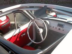 Fiat 500 Abarth #3 (occama) Tags: 1969 fiat interior dash 1970 500 abarth