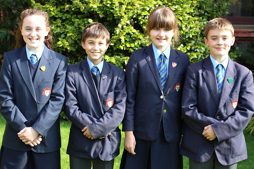 Head Boy and Head Girl Thomas and Halina Deputy Head Boy and Deputy Head Girl Oliver and Alanna