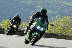 Kawasaki Ninja 1509279674w (gparet) Tags: bearmountain bridge road scenic overlook motorcycle motorcycles goattrail goatpath windingroad curves twisties outdoor sport vehicle bike wheel motorcyclist