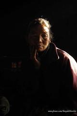 Solukhumbu Woman - Lukla, Nepa