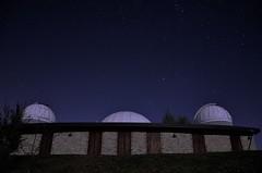 Osservatorio astronomico C del Monte (riccardo.allegrini) Tags: italy night stars star reflex nikon italia cielo monte osservatorio lombardia notte stelle astronomico d5100 cdelmonte