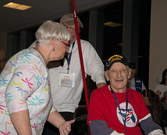 Collier County Florida Honor Flight - 11/07/2015 (Timothy Wildey) Tags: worldwarii veterans rsw leecounty koreanwar vietnamwar fortmyers leecountyflorida southwestfloirdainternationalairport colliercountyhonorflight