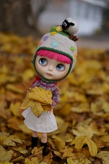 037/366 Collecting leaves