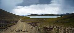 Sheosar Lake, Deosai 04092105 (Adil Tanoli) Tags: lake clouds canon photography raw kitlens adil abbottabad deosai skardu astore sheosar 450d tanoli flickrandroidapp:filter=none