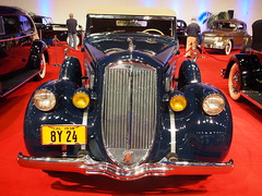 1938 Pierce-Arrow Convertible Coupe '8Y 24' 2 (Jack Snell - Thanks for over 26 Million Views) Tags: sf auto show ca 58th wallpaper art cars wall vintage paper san francisco display 5 1938 convertible center international 24 collectible moscone coupe piercearrow excotic 8y jacksnell707 jacksnell accadomy