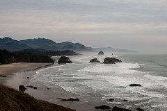 Oregon Coast (6 of 10) (evan.chakroff) Tags: usa beach oregon unitedstates pacific or cannon oregoncoast cannonbeach
