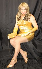 Golden girl once more (Julia Sweet) Tags: uk sexy stockings sex lady fetish t tv high doll slut feminine cd young mini crossdressing tgirl transgender sissy tranny transvestite heels males change trans transexual queer girlz maid pantyhose crossdresser crossdress bizarre ts kinky stilettos boygirl nylons shemale feminization girlboy fetisch girlyboy sissyboy feminisation tgirls sheboy cdtv transvesite trannyboy sissyfication girlyboys gaysissy