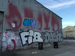 IMG_5470 (Hypurban) Tags: nyc newyork abandoned brooklyn graffiti head warehouse wax smells abandonedwarehouse brooklyngraffiti waxhead graffitiyard cash4