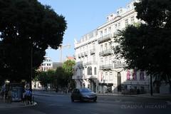 Marqus de Pombal (Claudia Higashi) Tags: portugal lisboa lisbon marquesdepombal