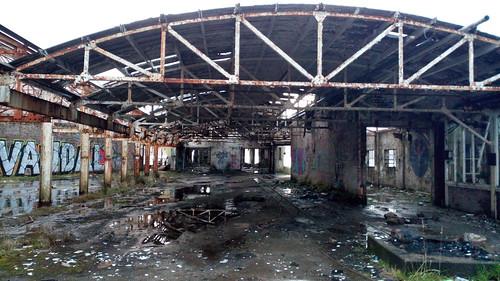 Découverte d'un site abandonné à Arrochar, en Écosse