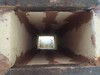 RMH0063 (velacreations) Tags: rmh woodburningstove rocketmassheater