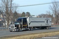 Road Scholar Peterbilt 389 (Trucks, Buses, & Trains by granitefan713) Tags: tractor peterbilt tractortrailer bigrig largecar longhood peterbilttruck trucktractor roadscholar peterbilt389