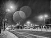 *** (amm78) Tags: 2016 epl3 mirrorless olympus olympusm12mmf20 blackandwhite stpetersburg street russia morning snow winter blizzard snowstorm windstorm