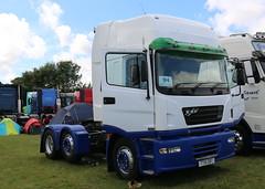TT51DBT - (TT TRUCK PHOTOS) Tags: wessex truck show tt erf ecx olympic
