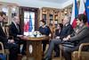 Spotkanie premier Beaty Szydło z premierem Czech w Wiśle (Kancelaria Premiera) Tags: czechy bohuslavsobotka premier beataszydło
