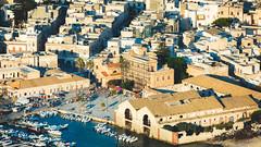 Zoom (Nicola Pezzoli) Tags: favignana sicilia sicily island egadi summer sea water colors nature canon tourism zoom harbor city centre golden hour boat