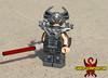 Darth Krayt (Star Wars: Legacy) (Saber-Scorpion) Tags: lego minifig minifigures mocstarwars sw starwarslegacy swlegacy sith sithlord darthkrayt krayt kraytdragon lightsaber