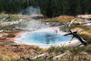 Hot spring at Witch Creek (RPahre) Tags: hotspring thermalfeatures witchcreek yellowstonenationalpark yellowstone