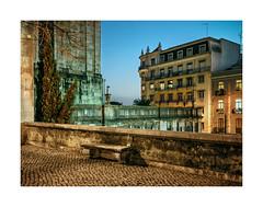 Jardim das Amoreiras, Lisboa (Sr. Cordeiro) Tags: jadimdasamoreiras lisboa lisbon portugal noite night pédios buildings anoitecer nightfall sony a7 a7ii mk2 mkii zeiss fe 35mm f28