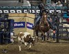 Trevor Brazile (angelnumber25) Tags: rodeo trevorbrazile horse roping teamroping heading header nationalwesternstockshow