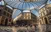 Going shopping in Napoli (E.K.111) Tags: indoors architecture panorama pano design interiors internaldesign building