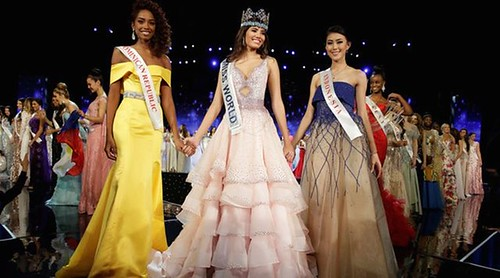 Miss Puerto Rico crowned Miss World 2016; Miss India makes it to Top 20  #Blog