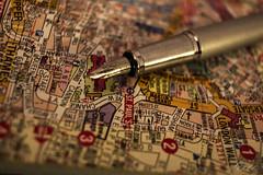 A-Z (louberriman) Tags: az map parker pen