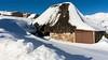 Cabaña en la nieve (allabar8769) Tags: asturias laperal montaña nieve paisaje pueblo puertodesomiedo