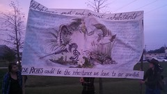 bayou bridge pipeline banner of the basin (eustatic) Tags: grn pipeline hearings