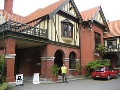 Mona Vale Homestead (benhosg) Tags: newzealand southisland monavale