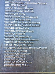 Titanic Memorial Garden Plinth, Belfast City hall 90 (John D McDonald) Tags: titanicmemorial titanic memorial titanicmemorialgarden titanicmemorialplinth plinth monument belfastcityhall cityhall belfast donegallsquare donegallsquareeast titaniccentenary 1912 2012 19122012 whitestarline whitestar titanictragedy shippingtragedy titanicdisaster shippingdisaster shipwreck northernireland ni ulster geotagged inscription inscriptions metal bronze plaque harlandandwolff harlandwolff handw hw