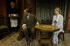 gaslight-42 (sheringhamlittletheatre1) Tags: acting actors costume gaslight norfolk play sherringham theatre thiller uk victorain period screenplay