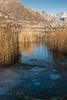 Annone (Naiade Photography) Tags: 2017 annone inverno lago lecco lake luoghi stagioni sun winter landscape ice ghiaccio water
