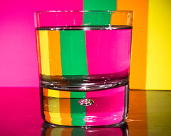 How does this rainbow taste? (-liyen-) Tags: aaw activeassignmentweekly refraction water glass color colorful stilllife rainbow fujixt1 explore bestofweek1 bestofweek2 bestofweek3 challengeyouwinner