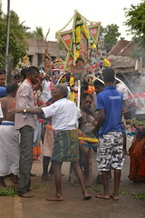 Indien India Pondicherry Puducherry Blog (52) (lustforlifeblog) Tags: indien india pondicherry puducherry blog lust4life lustforlife south kali prozession procession goddess göttin tod death