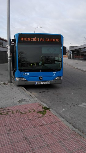 EMT Madrid 4621