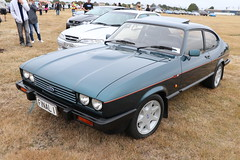 FINALI (ambodavenz) Tags: ford capri 280 classic car christchurch canterbury new zealand