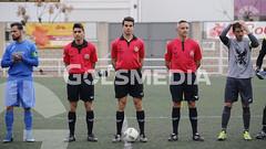 C.F. Recambios Colón Valencia 0 - 2 Orihuela C.F.