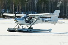 OH-U609 Aeroprakt A-22L Foxbat, Lake Nummijärvi, Finland (Sebastian Viinikainen.) Tags: ohu609 aeroprakt foxbat nummijärvi finlandf ultralight