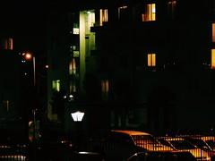 Super(fluor) (Abismales) Tags: serena street urban urbano night noche nocturne lights coquimbo view verano summer vsco vscocam vscofilm chile city calle walk fotografia fotografía photography
