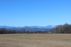 Adirondack mountains viewed from Vermont (pegase1972) Tags: adirondack landscape mountain nature newyorkstate unitedstates upstate us usa 500px licensed shutter dreamstime