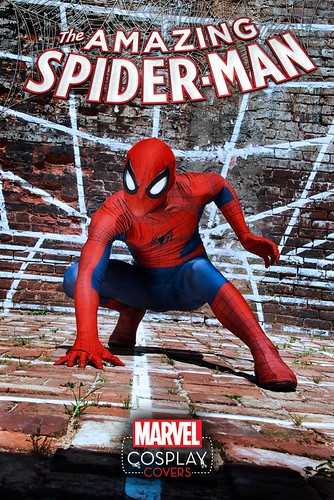 "Amazing_Spider-Man_1_Cosplay_Variant • <a style=""font-size:0.8em;"" href=""http://www.flickr.com/photos/118682276@N08/20587790739/"" target=""_blank"">View on Flickr</a>"
