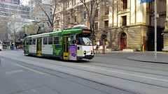 Melbourne Z3 Class Tram - 118 (Jungle Jack Movements (ferroequinologist)) Tags: travel passenger driver fare conductor ptv metro tramway tramline light rail urban city ticket bourke swanston myki z3 melbourne tram authority victoria australia z class single unit bogie trams subclasses dandenong gothen burg ansair comeng siemens asea mtb z1 z2 duewag bogies door beclawat acceleration braking brake performance aeg preston workshop workshops service yarra public transport advertise advertising livery liveries brunswick essendon glenhuntly malvern 118 trolley cablecar ttc john capital ss jungle jack traveller