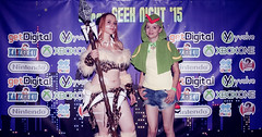 SUPER GEEK NIGHT 2015 (Find us on the-item-shop.com !) Tags: night munich mnchen geek cosplay arcade super games event 2015 kostm