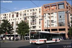 Iveco Bus Urbanway 12 - Kéolis Lyon / TCL (Transports en Commun Lyonnais) n°3021 (Semvatac) Tags: bus photo lyon c métro rhône 13 transportencommun tramway tcl ivecobus transportsencommunlyonnais urbanway12 semvatac kéolislyon mariusviviermerle dr581jb
