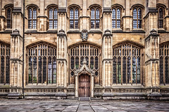 Oxford Bodleian Library (B.B.H.70) Tags: bodleianlibray oxford england unitedkingdom uk university college library books biblioteca universidad