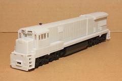 FUTURE LN 7043 (Set and Centered) Tags: railroad scale model trains company atlas electro motive ho division 187 railroading emd cmps