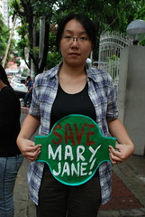 20150710-Protest for Mary Jane-082 (Lennon Ying-Dah Wong) Tags: mj philippines protest manila dfa pressconference departmentofforeignaffairs thephilippines       mjv  maryjaneveloso